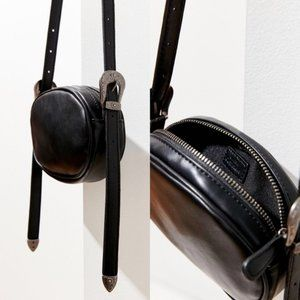Urban Outfitters black western crossbody purse